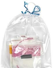 Cordogrip® poser med snørelukning fra Joka Packaging