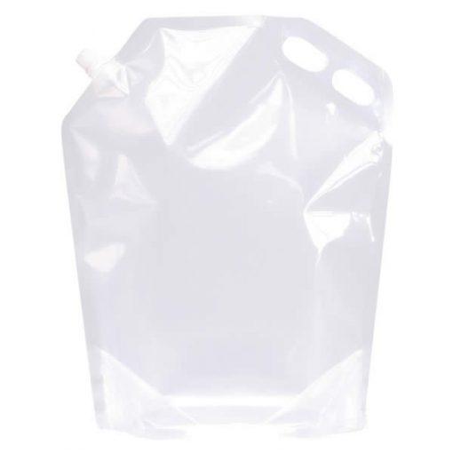 Lamizip® laminerede transparente med tud & hank